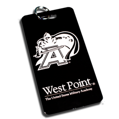 Large West Point Luggage Tag