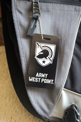 Army West Point Large Luggage Tag
