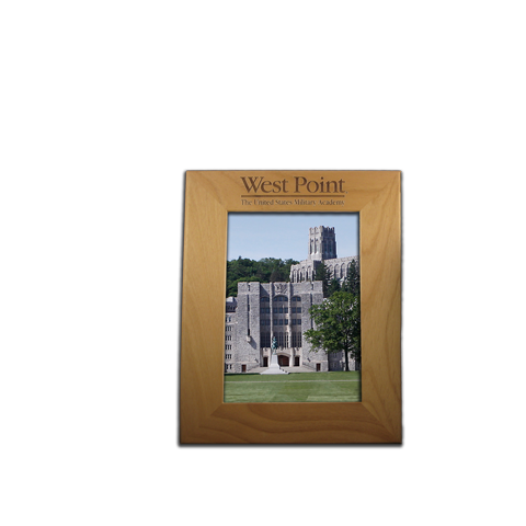 4x6 West Point Alder Picture Frame