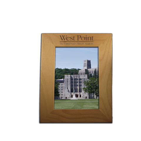 5x7 West Point Alder Picture Frame