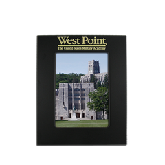 "5""x7"" West Point Black Metal Picture Frame"