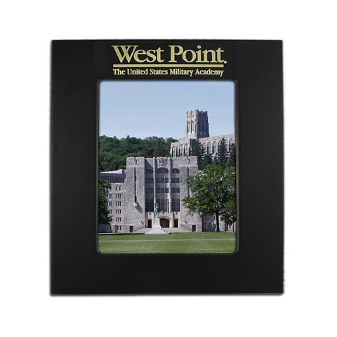 8x10 West Point Black Metal Picture Frame