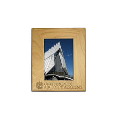 "4""x6"" Air Force Academy Alder Picture Frame"