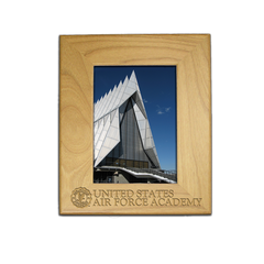 "5""x7"" Air Force Academy Alder Picture Frame"