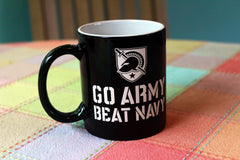 Go Army Beat Navy Coffee Mug
