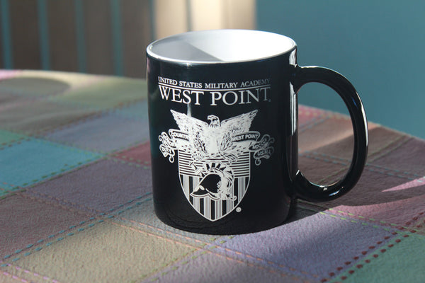 West Point Crest Coffee Mug