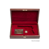 2019 West Point Class Pistol Display Case - Engraved Top