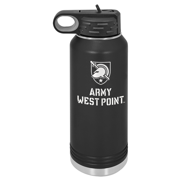 Army West Point Insulated Water Bottle