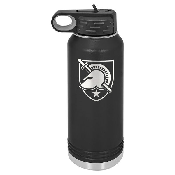 Army West Point Shield Insulated Water Bottle