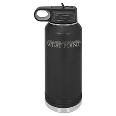 West Point Word Art Insulated Water Bottle