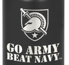 Go Army Beat Navy Insulated Water Bottle