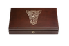 Engraved Top West Point Class of 1981 Pistol Display Case