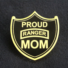Proud Army Ranger Family Pins