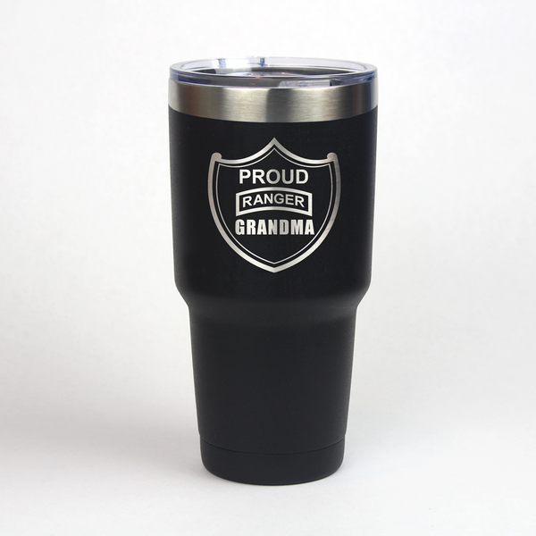 Proud Ranger Grandma Insulated Drinkware