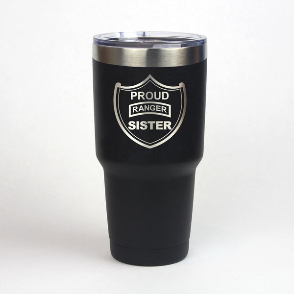 Proud Ranger Sister Insulated Drinkware