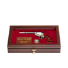 West Point Colt Single Action Army Display Case