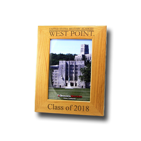 "West Point Class of 2018 5""x7"" Picture Frame"