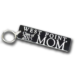 "West Point ""Class of ..."" Mom Key Chain"