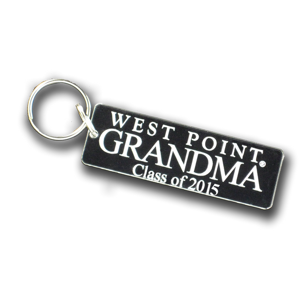 "West Point ""Class of ..."" Grandma Key Chain"