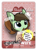 Horse Wife 1.0 and 2.0- Secret Shipfic Folder Mini Expansion