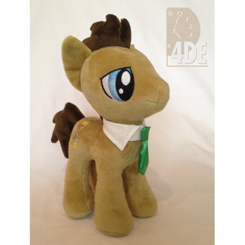 "My Little Pony Dr. Hooves 10.5"" Plush by 4DE"