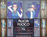 Alicia Fuoco by Fig