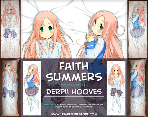 Faith Summers of Starswirl Academy by Derpii