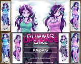 Glimmer Girl by Ambris