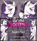 Goth Queen by Agnistuff