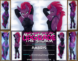 Mistress of the Storm by Ambris