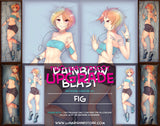 Rainbow Blast by Fig