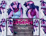 Royal Student by Mongos