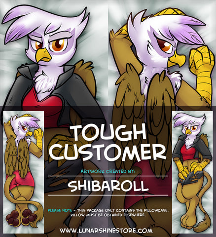 Tough Customer by Shibaroll