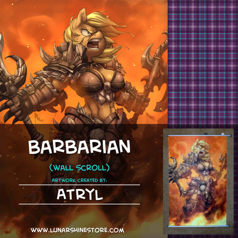Barbarian by Atryl