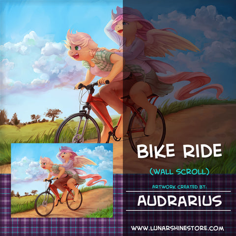 Bike Ride by Audrarius