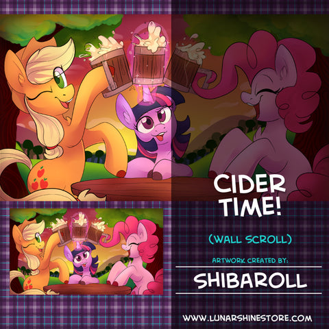 Cider Time by Shibaroll