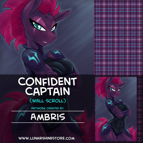 Confident Captain by Ambris