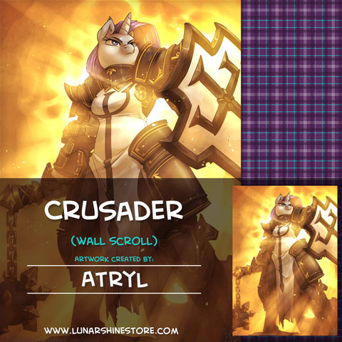 Crusader by Atryl
