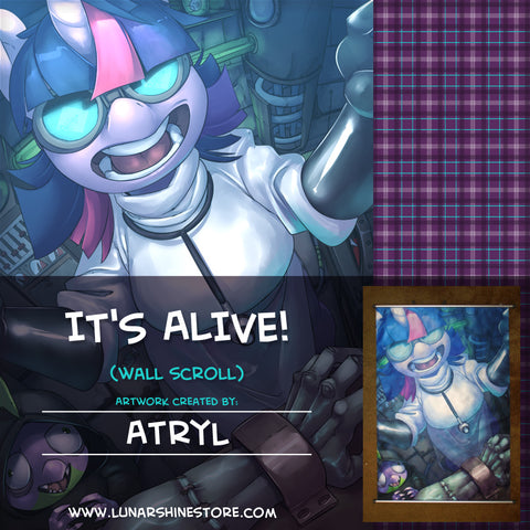 IT'S ALIVE! by Atryl