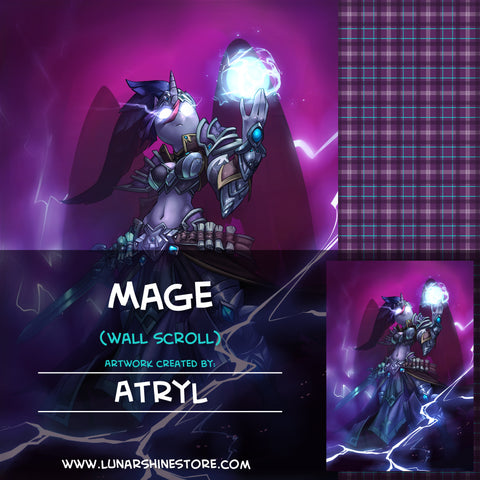 Mage by Atryl