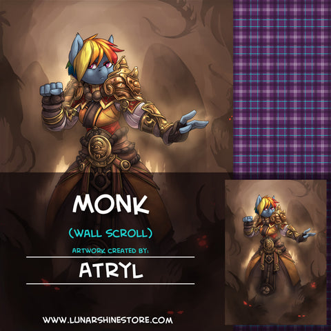 Monk by Atryl
