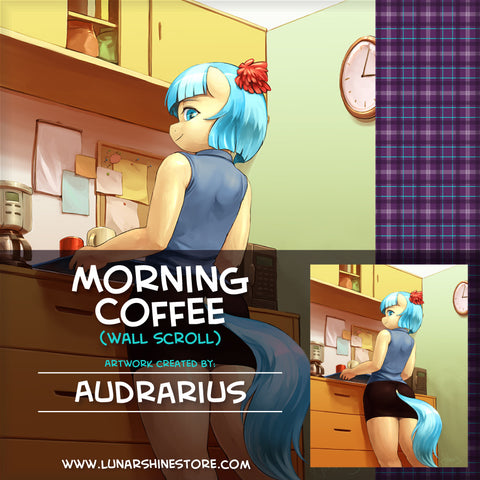 Morning Coffee by Audrarius