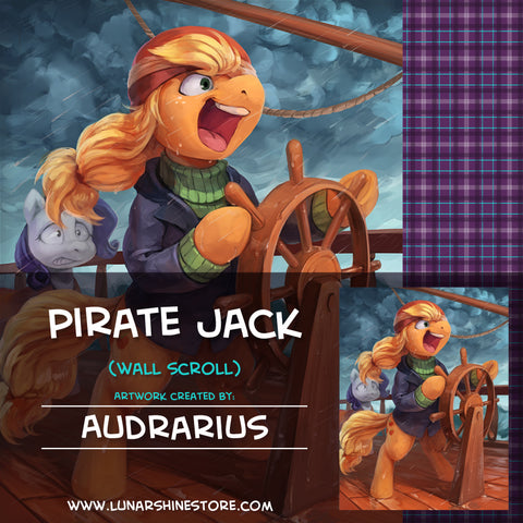 Pirate Jack by Audrarius