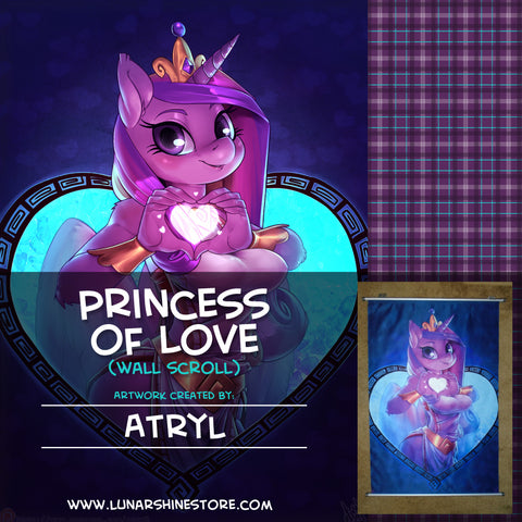 Princess of Love by Atryl