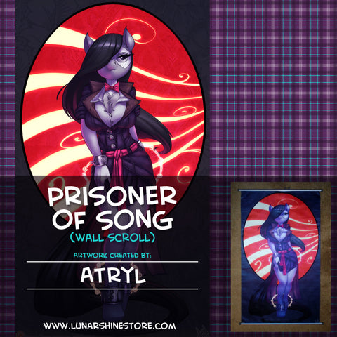 Prisoner of Song by Atryl