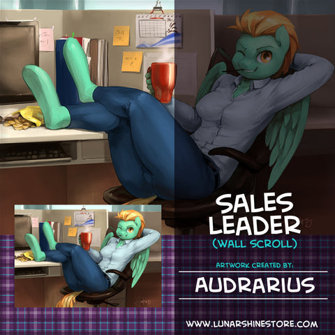 Sales Leader by Audrarius
