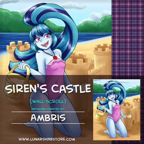 Siren's Castle by Ambris