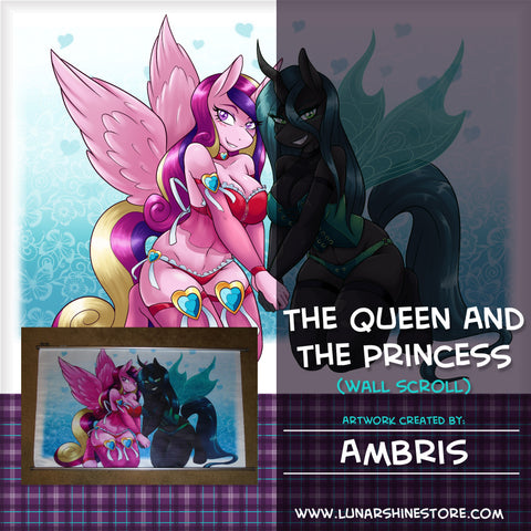 The Queen And The Princess by Ambris