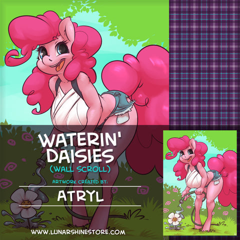 Waterin' Daisies! by Atryl