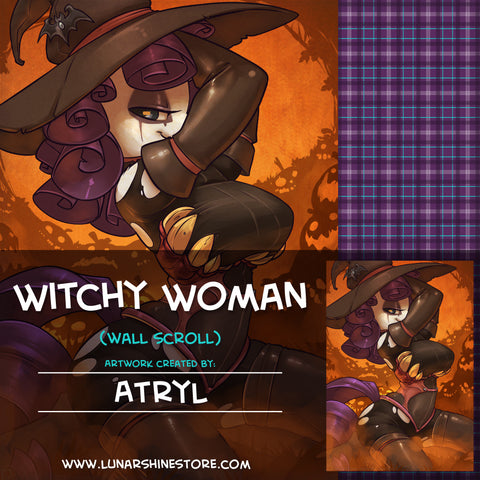 Witchy Woman by Atryl
